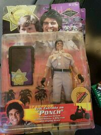 Chips Ponch collectible doll  Surprise, 85379