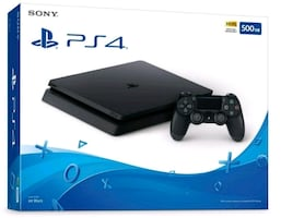 Brand new - Play Sation 4 (PS4) 500GB Slim Console