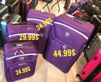 New luggage sets light weight affordable perfect for traveling valises Montréal, H2G