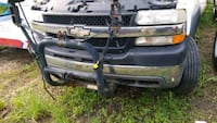 2001 Duramax 3500 Bumper Grill fenders front clip Bowie, 20716