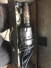 Industrial hammer drill works great complete Woodstock, N4S 8V6