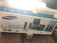 Samsung 5.1 home theater system box