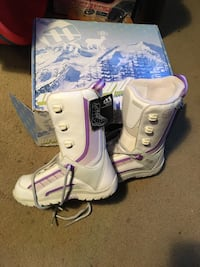 New snowboard boots 2