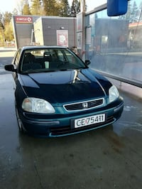 Honda - Civic - 1997 6278 km