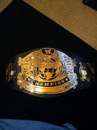 wwe undisputed championship replica $140 Newark