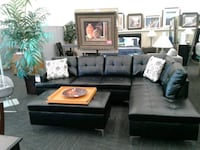 BRAND NEW Sectional w/ Ottoman  Norfolk, 23502