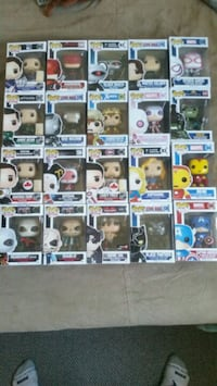 Pop ! vinyl figure collection Guelph, N1E 3V3