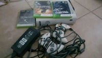 white Xbox 360 game console with game case Tampa