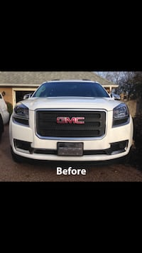 GMC Acadia grille  Rogers, 72756