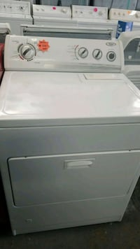 white front-load clothes dryer Lynwood, 90262