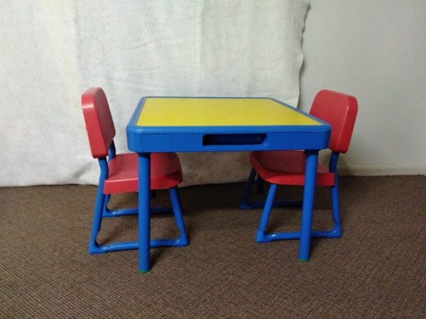 Fisher Price Table Chairs