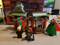 LEGO Harry Potter Quality Quidditch Supplies #4719