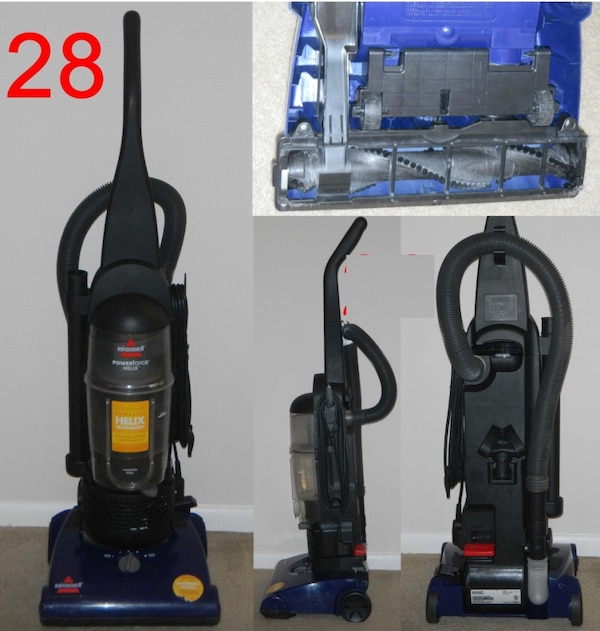 new concept 61883 150f2 Bissell powerforce helix Fully refurbished ,bag-less,upright, used vacuum