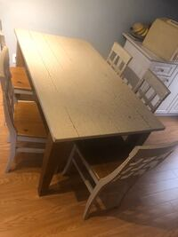 Dining table only Kitchener, N2N 2L6
