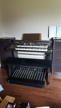 WERSI SPECTRA DX 700 CD Organ/Synthesizer Leesburg