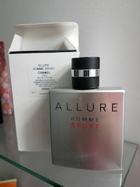 Chanel Allure Homme Sport- Men-Like New Lorton, 22079