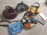 Purses all for $10 Edmonton, T5Y 0T9
