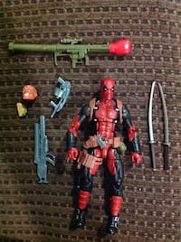 Marvel legends Deadpool  Surrey, V3R 5V7