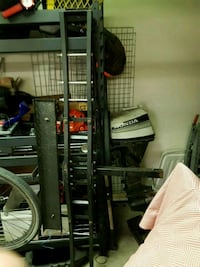 hitch mount dirtbike carrier