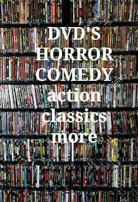 Assorted 1200+ DVD'S selling as a lot Toronto, M6M 1T1