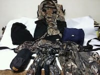 black and brown camouflage jacket Knoxville, 37921