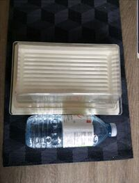 Tupperware cheese container never used