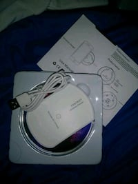 Wireless Charger. (White) Decatur, 35601