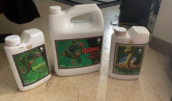 3 part organic nutrients line by ADVANCED NUTRIENTS