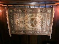 Antique Persian Prayer Rug from late 1800s