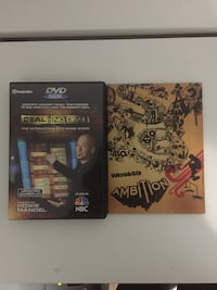 Awesome DVD Bundle! - West49 Ambition and Deal or No Deal Interactive Game
