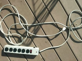 ELECTRICAL OUTLETS w/ 12ft. cable