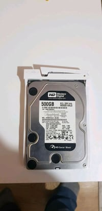500 gb 3.5' hard disk hdd
