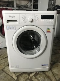 Whirlpool bianco lavatrice a carica frontale Sant'Antimo, 80029