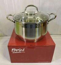 Parini Signature Series 7 qt Dutch Oven with Lid