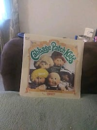 1984 cabbage patch kids. Soundtrack Concord, 03301