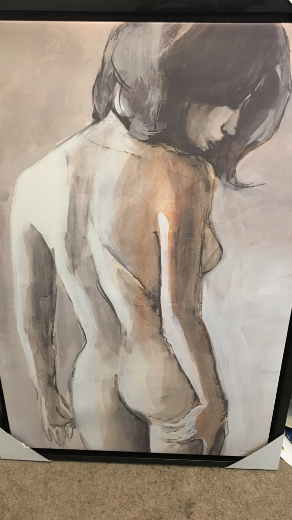 Sorry, that Beautiful nude painting for sale