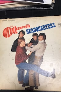 The Monkees headquarters Lp record Toronto, M9P 3R2