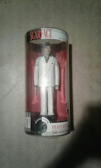 COLLECTIBLE SCARFACE TALKING FIGURE