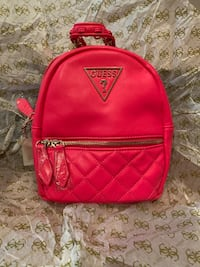 Guess mini backpacks