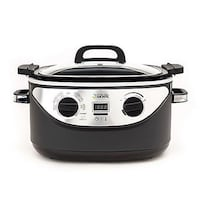 Pro Plus 6 in 1 DIGITAL COOKER Brown box Mississauga