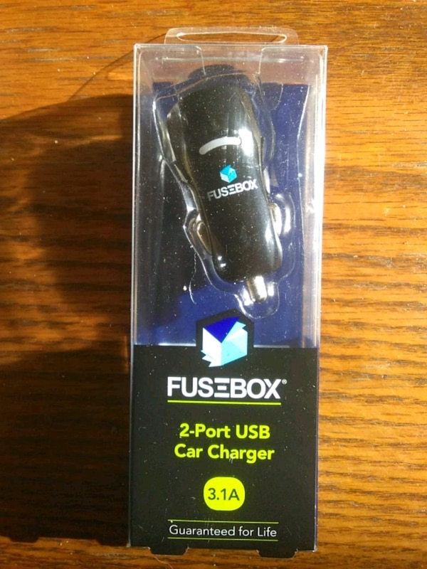 Used Fuse box to Port USB car charger 3.1a (obo) for sale in Tampa Fuse Box Car Charger on charger grille, charger engine, charger battery, charger power box, charger hood,