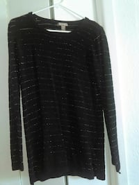 black pinstripe sweater Hobbs, 88242