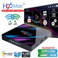 H96 Max Android TV Box(Fully Loaded) - 2GB RAM + 16GB Storage Edmonton, T5J