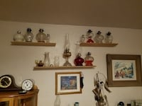Oil lamps 10.00 your choice Colorado Springs, 80909