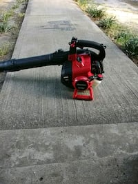 red and black gas string trimmer Lexington