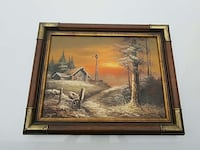 Oil painting by C.Bosco South Bend, 46614
