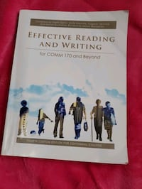 Comm 170 effective reading and writing