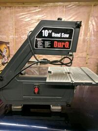 10 inch band saw new  Edmonton, T5Y 3H7