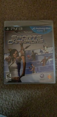 PS3 Sports champions game Frederick, 21702