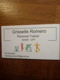 Personal training The Bronx